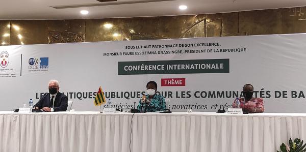 Togo : Une conférence internationale sur le développement à la base s'ouvre à Lomé