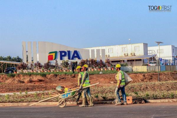 Lomé prévoit de doter la PIA de 392 ha supplémentaires pour son extension