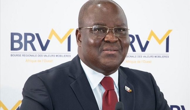 Dr Edoh Kossi Aménounve, de la BRVM admis au Nasdaq Exchange Review Council