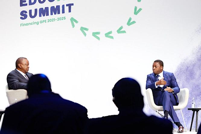 Faure Gnassingbé : il faut un investissement lucide, massif et audacieux dans l'éducation préscolaire