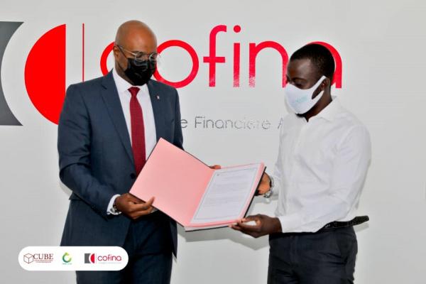Togo : le groupe Cofina s'allie à l'incubateur Cube pour pour soutenir l'entreprenariat