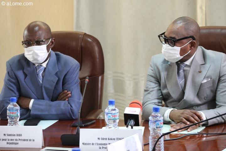 Vers une délimitation en novembre 2021 de la frontière maritime entre le Togo et le Ghana au terme du 8è round des négociations