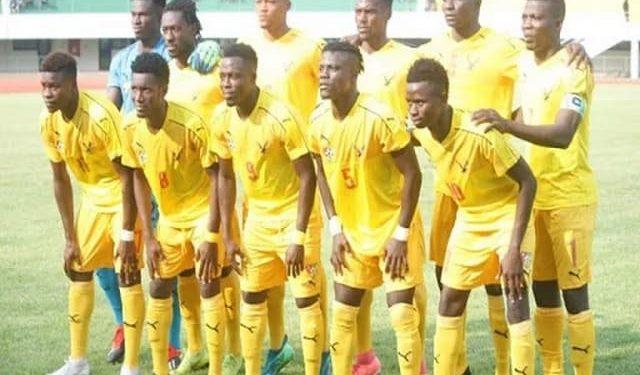 Football : Défaite des Eperviers face aux Écureuils du Bénin