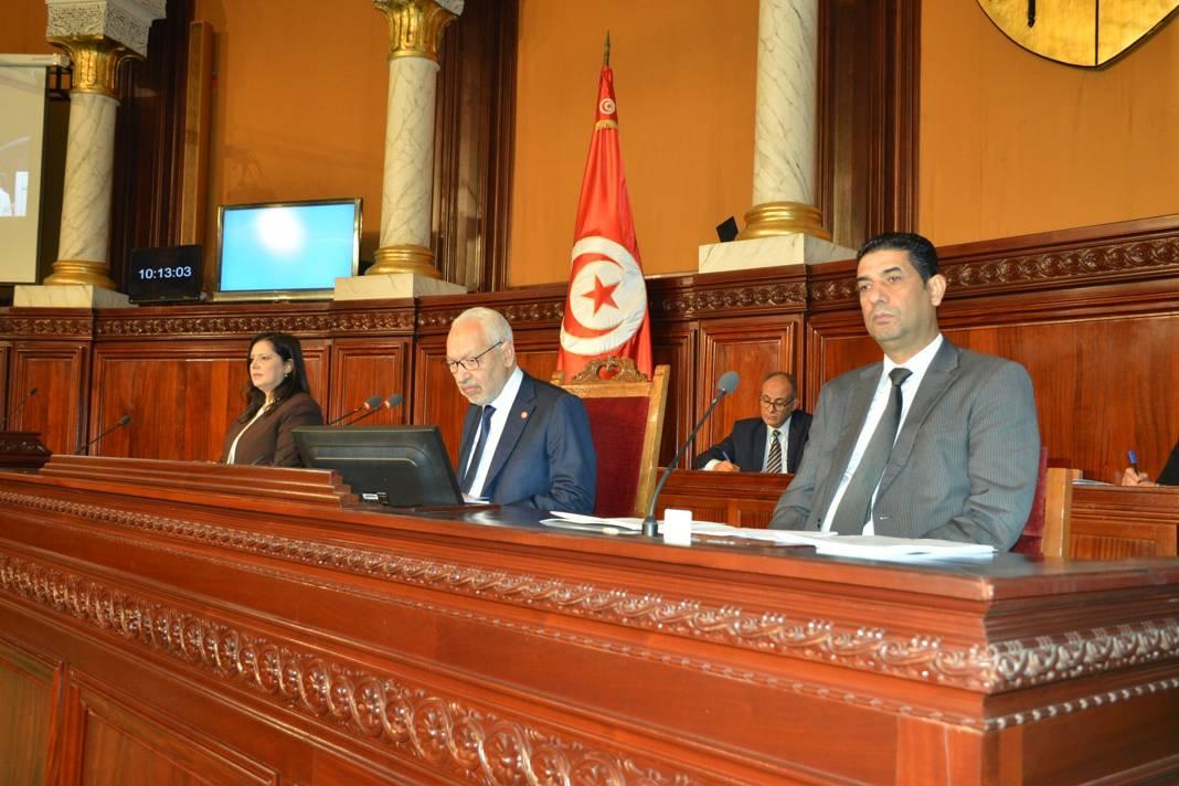 رئيس البرلمان راشد الغنوشي