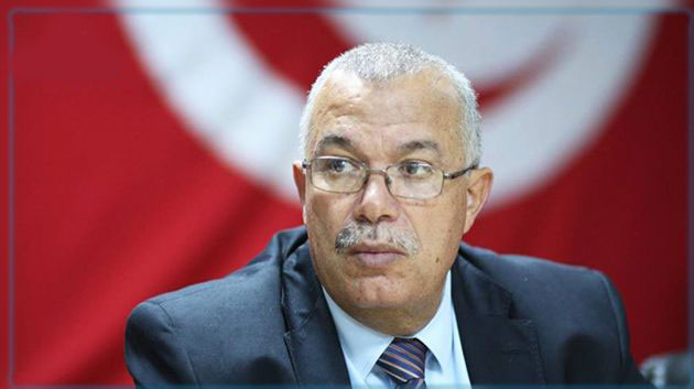 نور الدين البحيري رئيس كتلة النهضة بالبرلمان التونسي