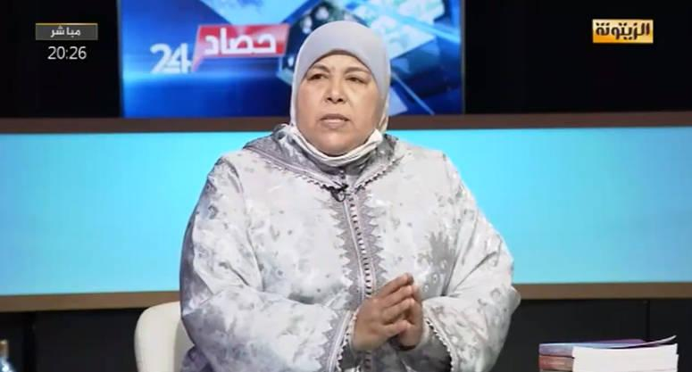 نائبة رئيس فرع اتحاد علماء المسلمين: اتهامات عبير أسقطها القضاء وعوض الاعتصام ندعوها تتفضّل بحذانا نعلّموها الوسطيّة والسماحة