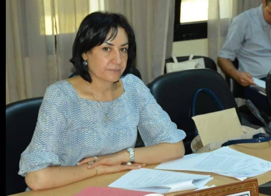 نائبة ثانية تلتحق بسامية عبو في إضراب الجوع بالبرلمان