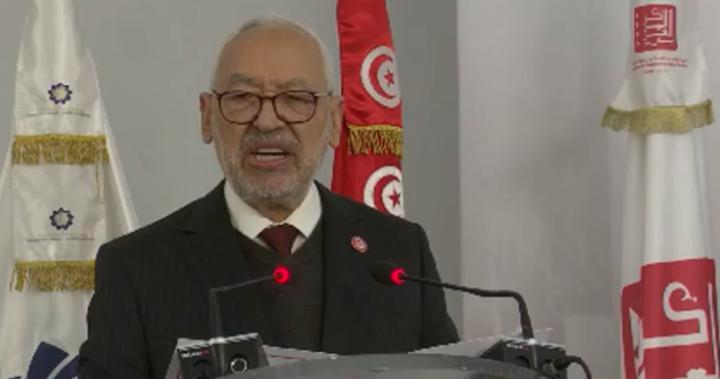 الغنوشي: هناك صراع عنيف بين النظامين الرئاسي والبرلماني في تونس