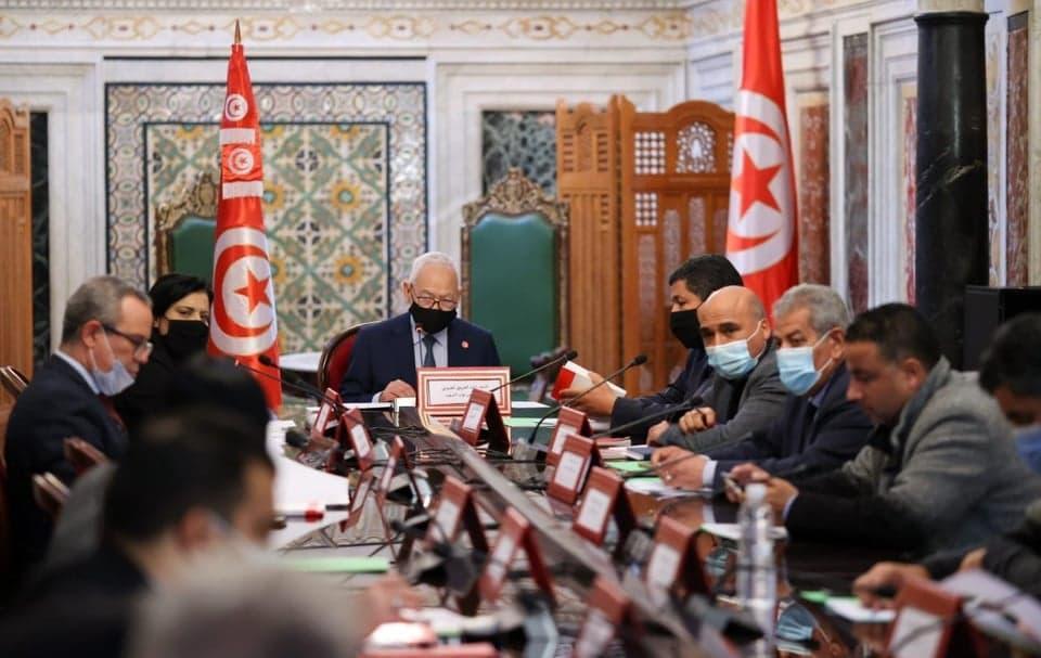 اجتماع لرؤساء الكتل حول التدابير الإستثنائية لعمل المجلس