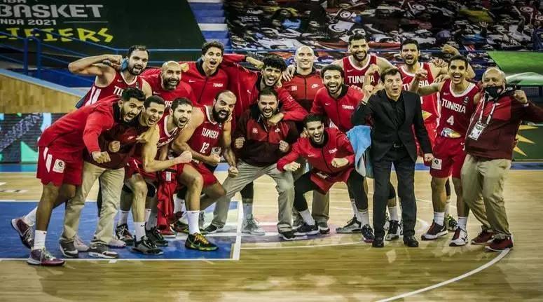 تصفيات افروباسكيت 2021 - المنتخب التونسي يتاهل بالعلامة الكاملة