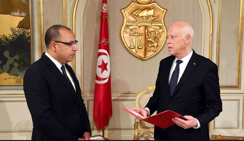 أكبر نقابة عمالية في تونس:الرئيس التونسي يريد رحيل حكومة المشيشي برمتها