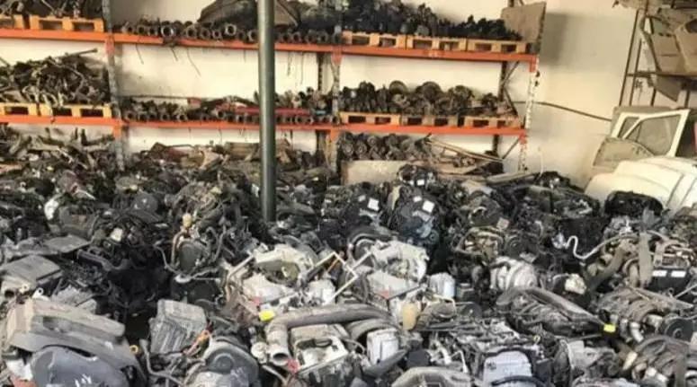 حجز محركات سيارات مهربة بقيمة 58 ألف دينار