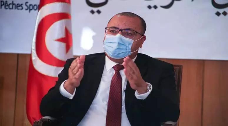 رئيس الحكومة ينفي التوجه الى فرض حظر صحي شامل في تونس
