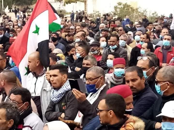 حركة الشعب تُعلن عن تأجيل كل أنشطتها الجماهرية