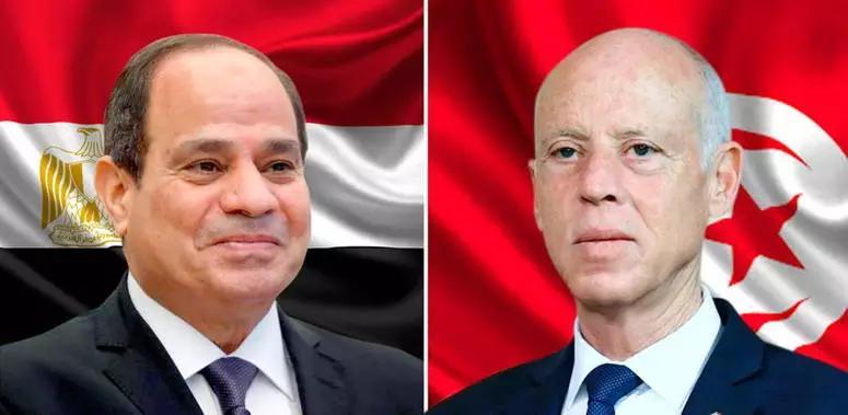 رئيس الجمهورية في زيارة رسمية إلى مصر من 9 إلى 11 أفريل