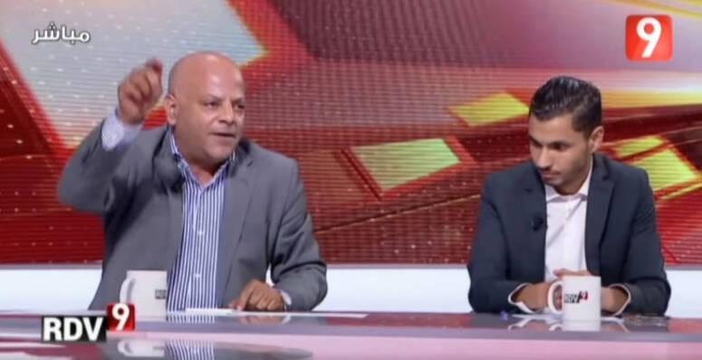 بعد اتهامه للأمن بقمع اعتصام عبير موسي، محمد الطرودي لجراد: يزي بلا شعبوية وكذب