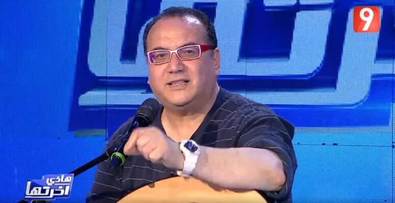 الفنان أسامة فرحات: النشيد الوطني مسروق ولازم نبدلوه