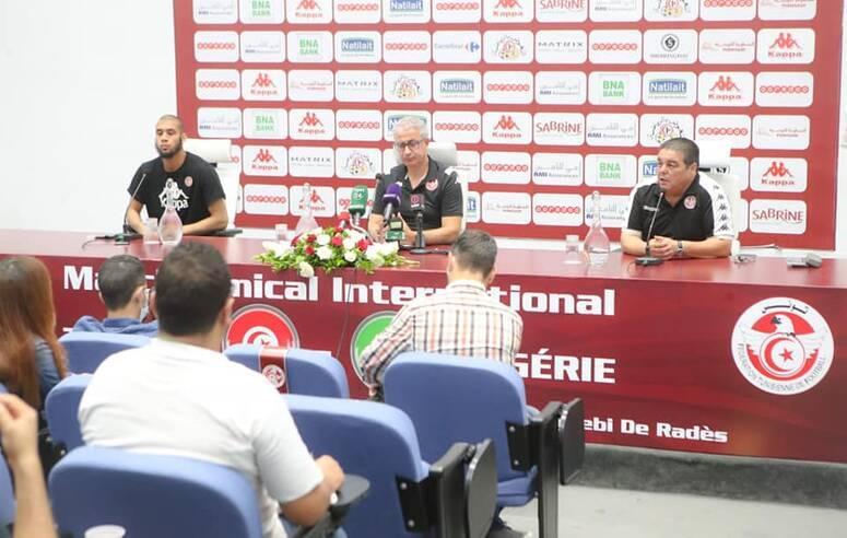 منذر الكبير يؤكد على جاهزية لاعبي المنتخب التونسي قبل لقاء الجزائر