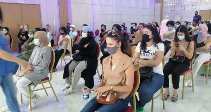 تونس: إقبال كثيف من الشباب على اليوم الوطني الثاني للتطعيم ضد كورونا