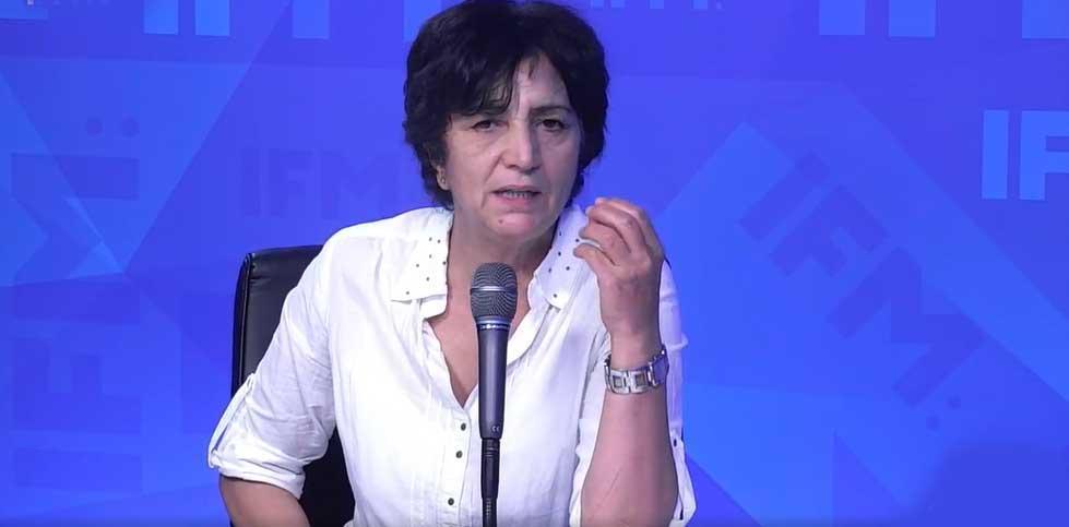 سامية عبّو تدعو قيس سعيّد لمحاسبة بعض القُضاة الفاسدين