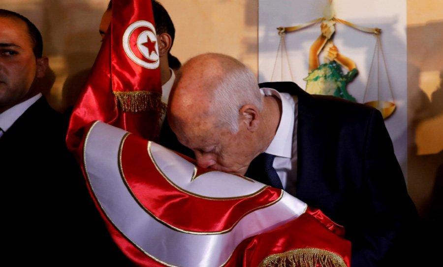 «النهضة» تتهم الرئيس بمصادرة حرية التونسيين وتعطيل مؤسسات البلاد… واتحاد الشغل يستنكر استقواء أعضاء البرلمان بأعضاء الكونغرس