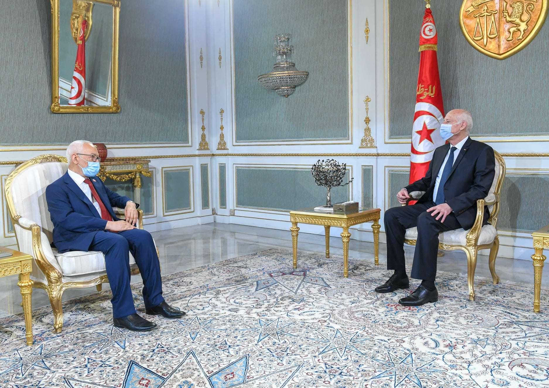 """مستشار الغنوشي: سعيّد """"تنكّر"""" لاتفاق معه على استبدال المشّيشي برئيس حكومة جديد"""