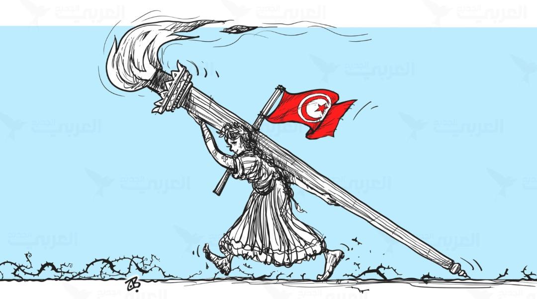 الاعلام والحريات في تونس