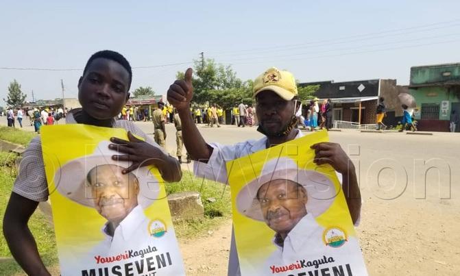 PICTORIAL: Bundibugyo ready to host Museveni