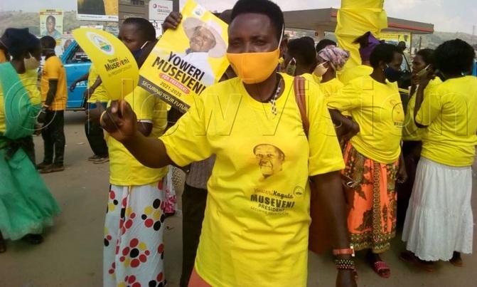 Sluts Mubende
