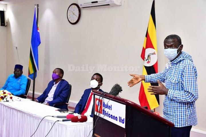 EC has over 45m Ugandan lives at stake in election - Opposition