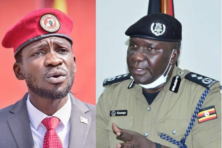 Bobi Wine plans to stage own kidnap after casting vote, police say