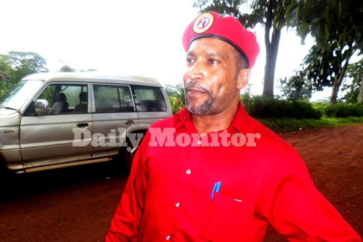 NUP parliamentary candidate arrested for burning Museveni posters