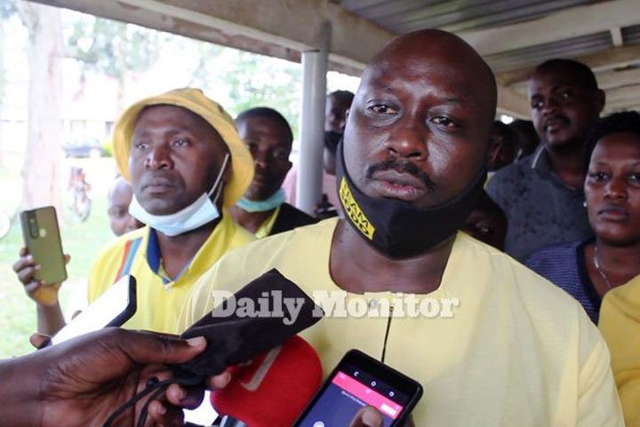 I was forced out of Mawogola North MP race – Sodo Kaguta