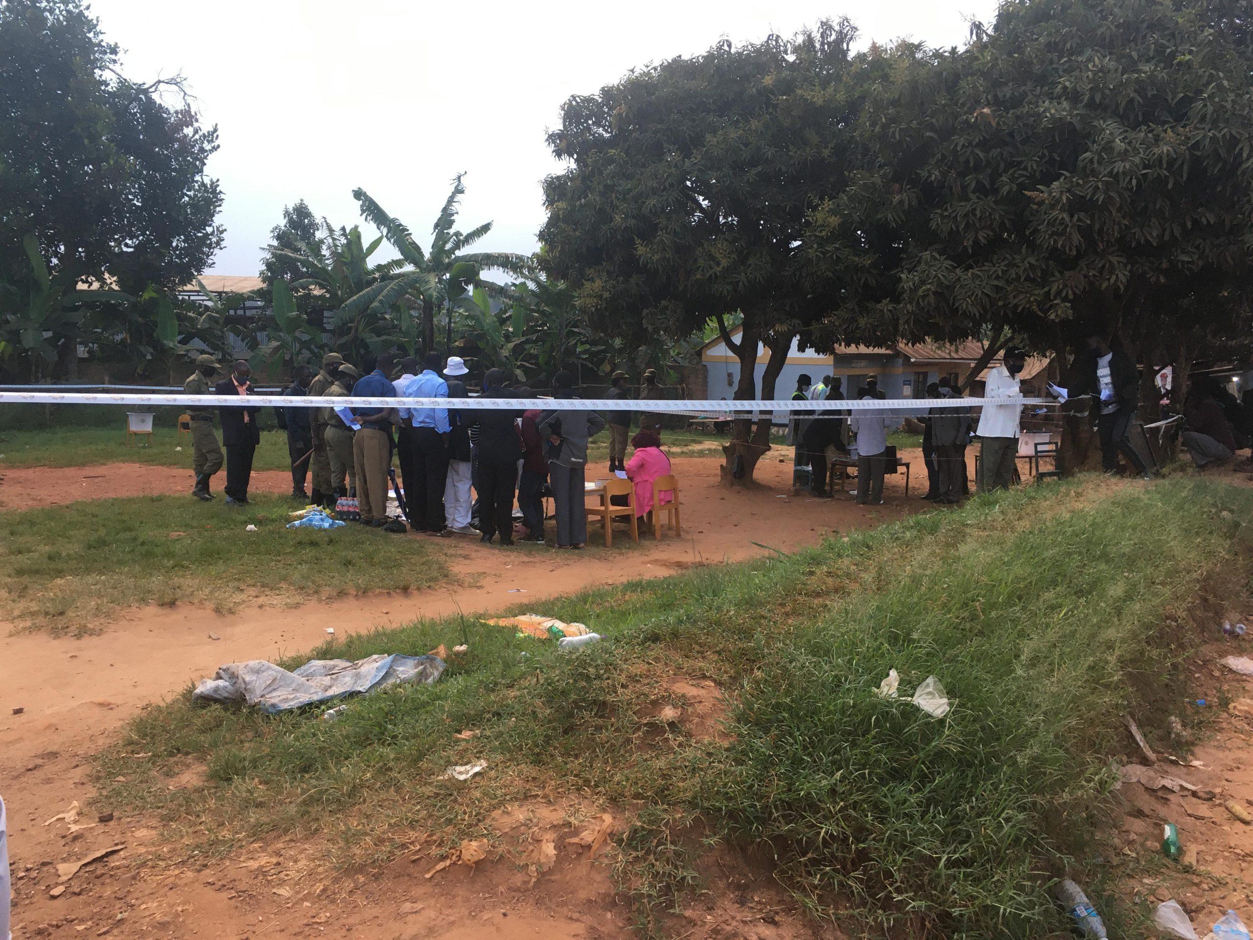 Failed biometric machines, broken ballot boxes mar start of voting