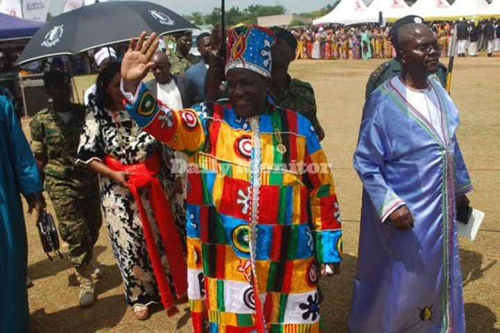 Bagwere cultural leader Weyabire dies from Covid-19