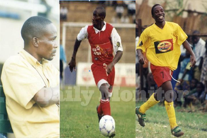 Mubiru, Kasule and Senyonjo were primarily holding midfielders