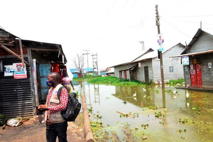 Panic as Lake Victoria water levels rise again