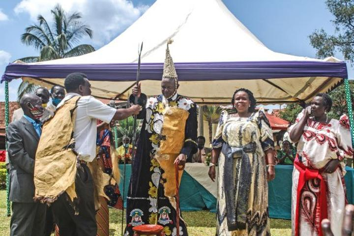 Government set to gazette Mudoma as new Bamasaba cultural leader