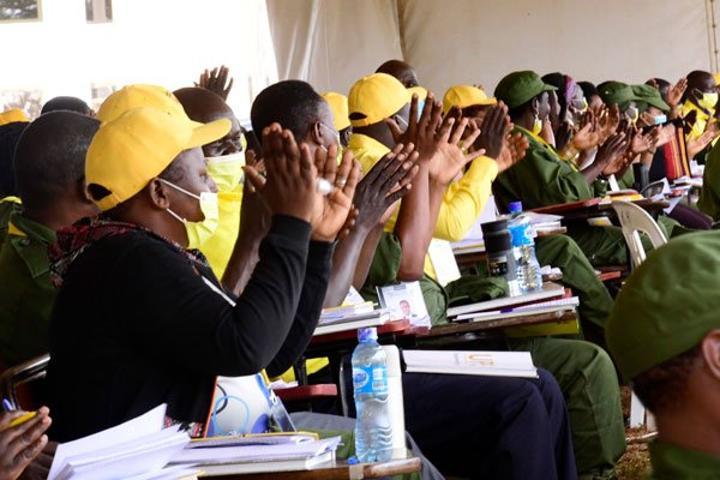 NRM legislators pass 10 resolutions