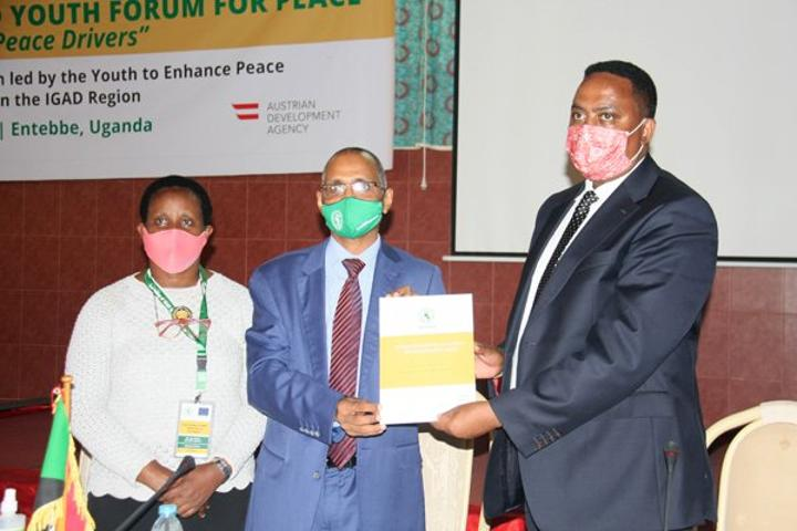 Youth engagement vital to maintain regional peace - IGAD