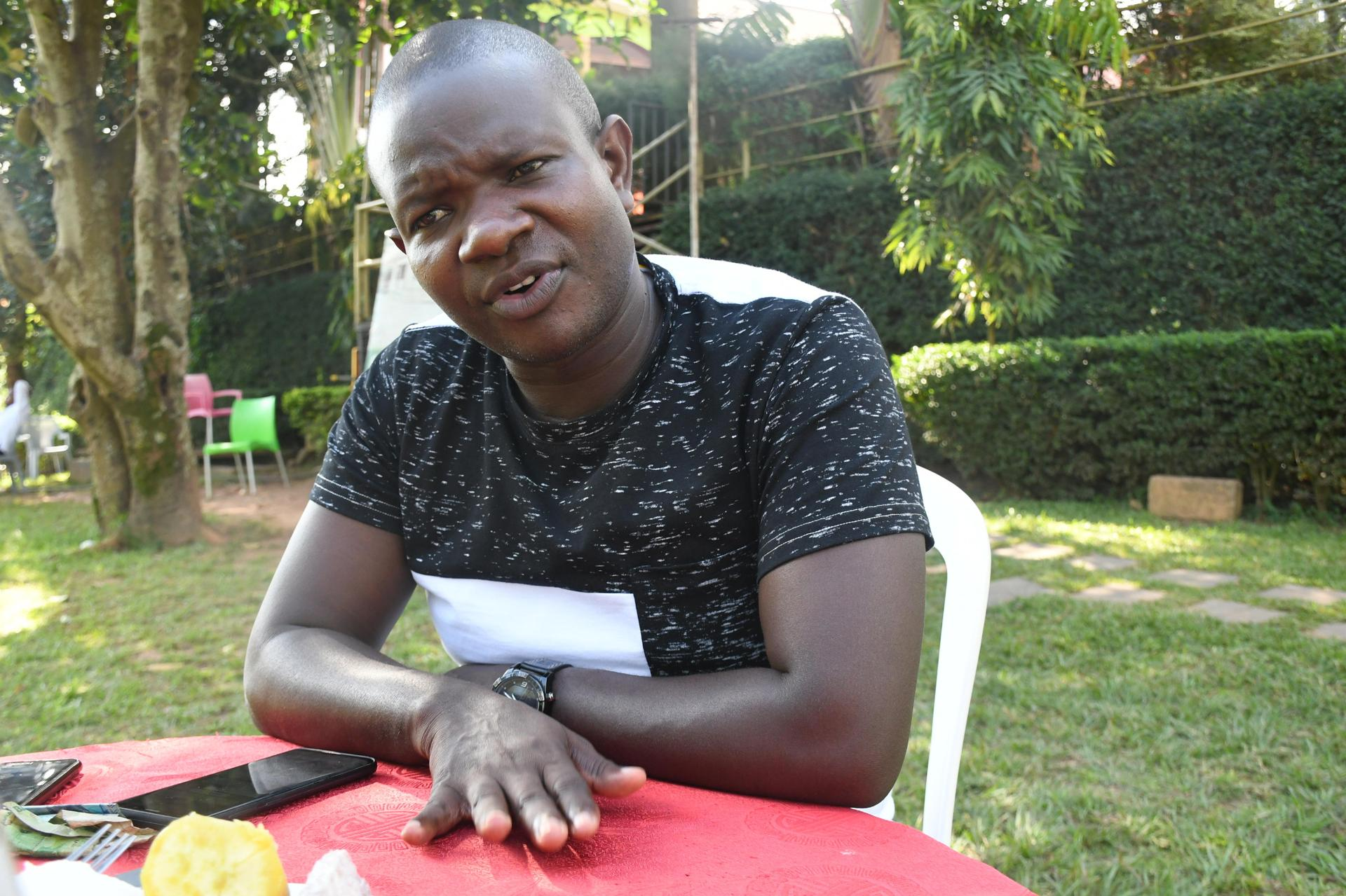 The music manager who beat nine others to win Bukomansimbi South