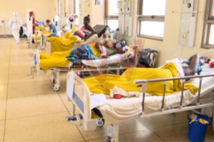 Covid-19 tales at Mulago hospital through eyes of a bystander