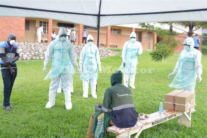 Tension grows after Masaka reports four Covid deaths in past week