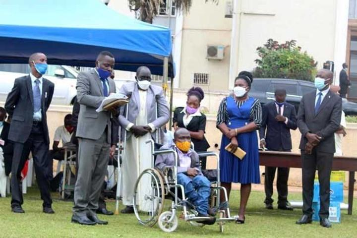 Rising TB prevalence worries Rakai medics