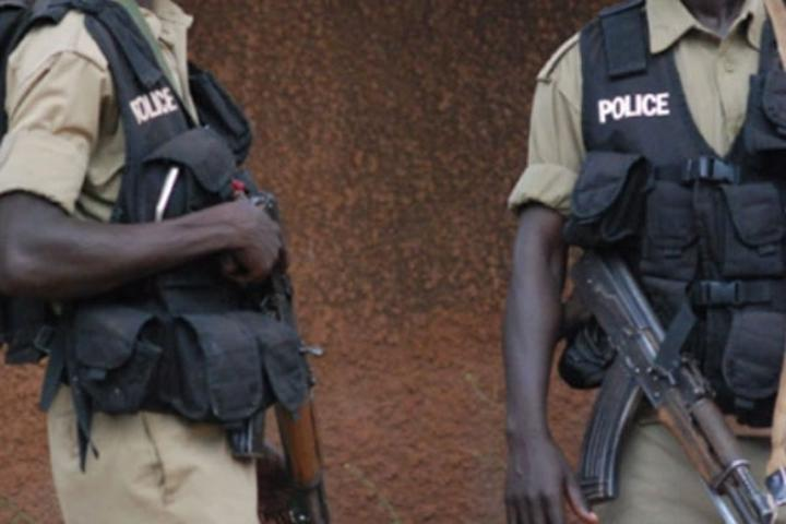 Two police officers arrested over negligence after thugs raid Budaka EC offices
