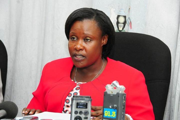 Final cabinet list: Jessica Alupo new vice president