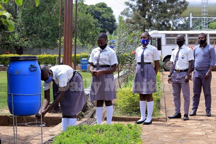 Students to return to school in July