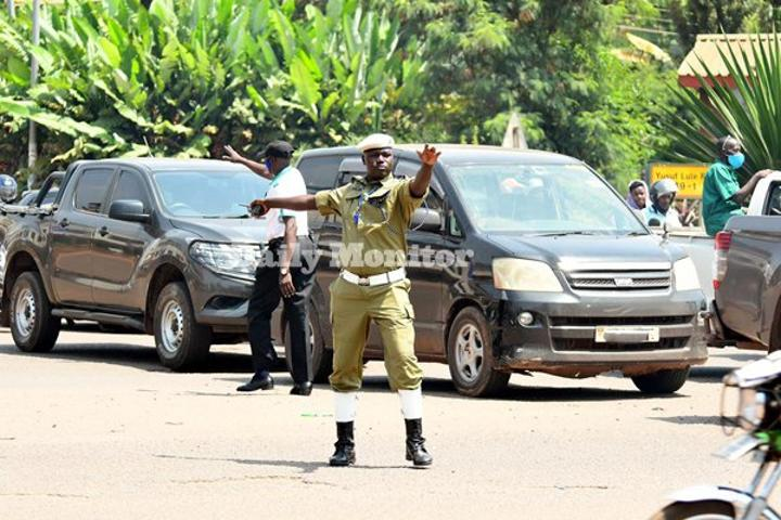 How security will enforce inter-district transport ban