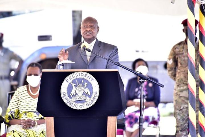 Every car, motorcycle to have a digital monitor, says Museveni