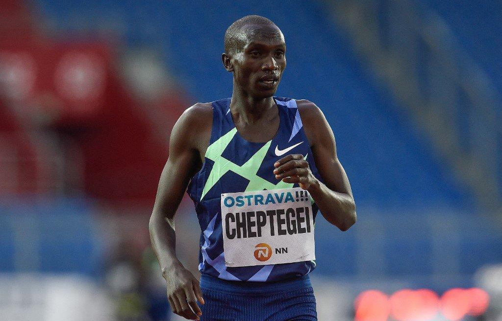 It is not down to shoes - Cheptegei